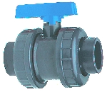 "2"" Double Union Ball Valve"