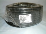 Reinforced Airhose Black 10mm x 15mm