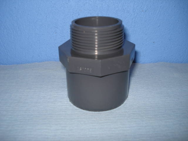 "2"" Male thread-plain Socket."