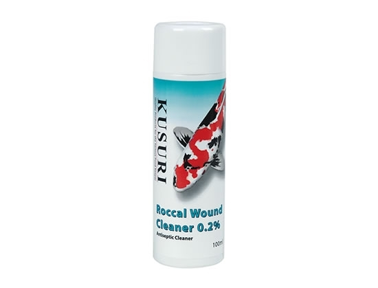 Kusuri Roccal Wound Cleaner 100ml