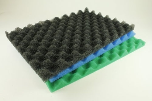 3 piece Filter Foam pack-small